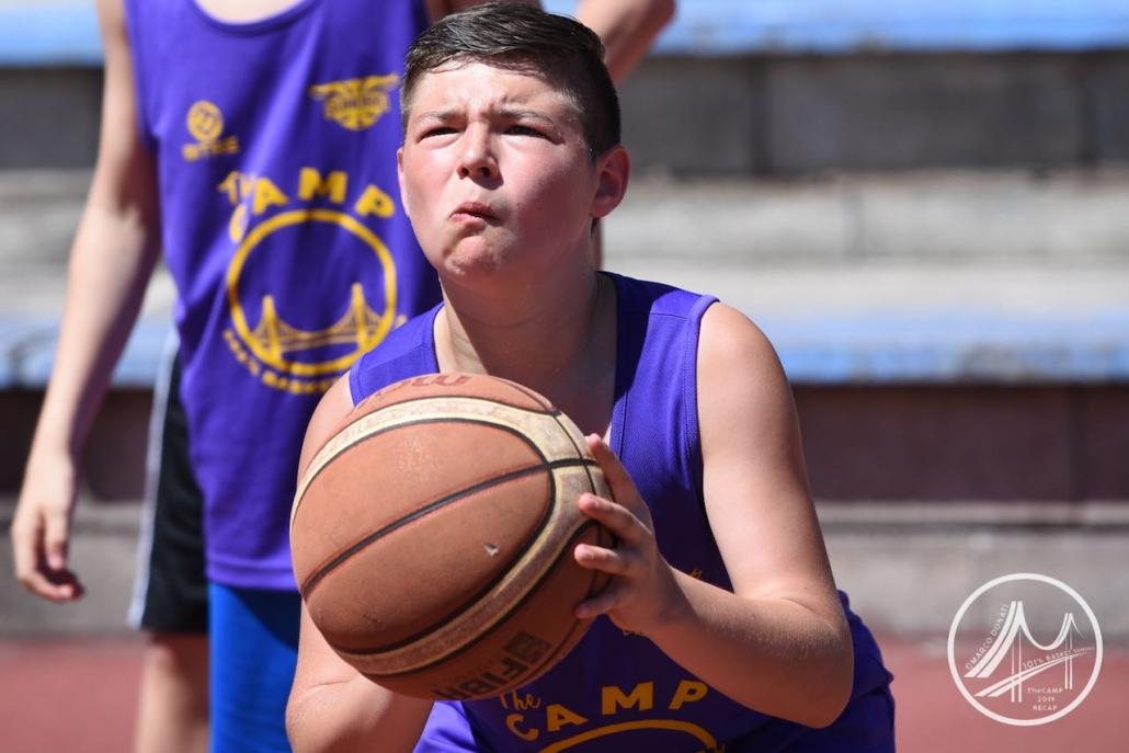 101 basket Sondrio- Campo Estivo