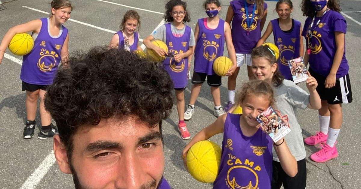 101 basketsondrio-minibasket camp
